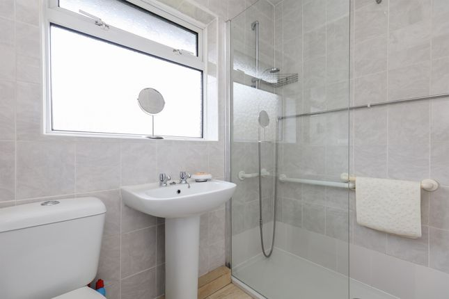 Shower Room of Beaumont Crescent, Sheffield S2