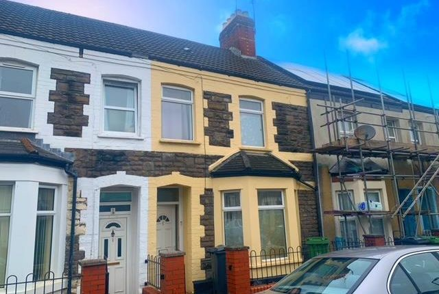 Thumbnail Property to rent in Craddock Street, Cardiff