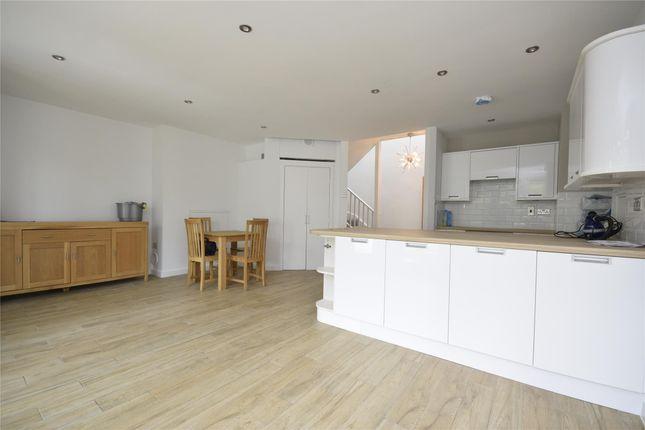 Thumbnail End terrace house to rent in Helios Road, Wallington, Surrey