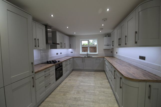 Thumbnail Semi-detached house for sale in Quaker Lane, Bardwell, Bury St. Edmunds