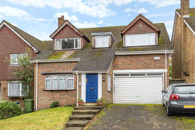 Thumbnail 5 bed detached house for sale in Wakehams Hill, Pinner, Middlesex