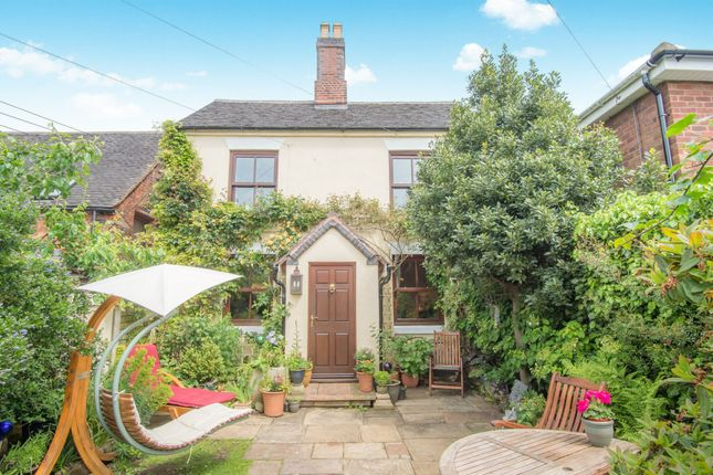 Thumbnail Detached house for sale in Main Road, Wigginton, Tamworth