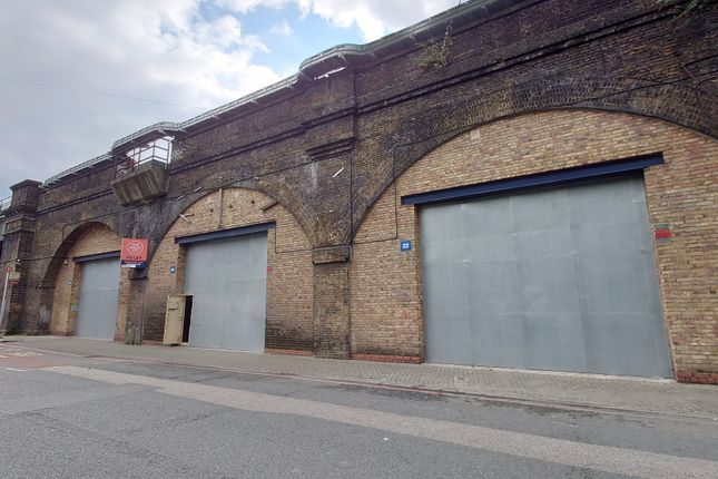 Thumbnail Commercial property to let in Druid Street, London