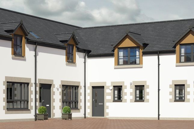 Thumbnail Mews house for sale in Craignegar Gate, Off Deanfoot Road, West Linton