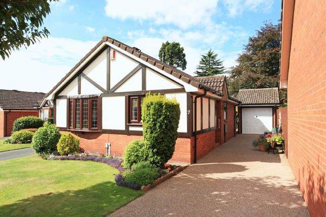Thumbnail Bungalow to rent in Vineyard Drive, Wellington, Telford