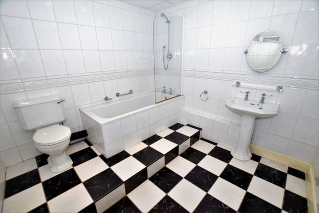 Bathroom One of Wrexham Road, Caergwrle LL12