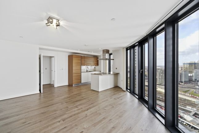Thumbnail Flat for sale in Unex Tower, Stratford, London
