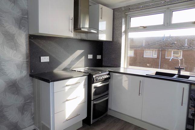 Thumbnail Flat to rent in Culverden Walk, Salford