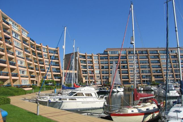 Thumbnail Flat for sale in Oyster Quay, Port Solent