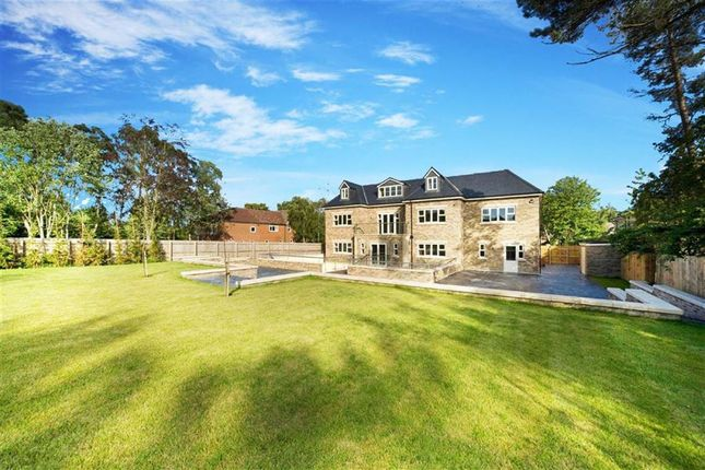 Detached house for sale in Darras Road, Ponteland, Newcastle Upon Tyne