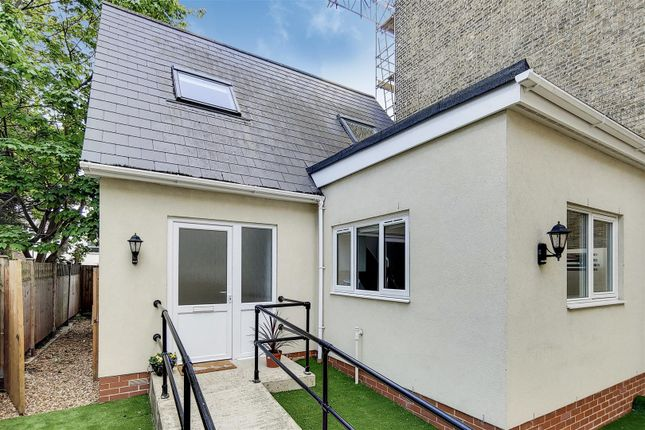 2 bed bungalow for sale in Manbey Park Road, London E15