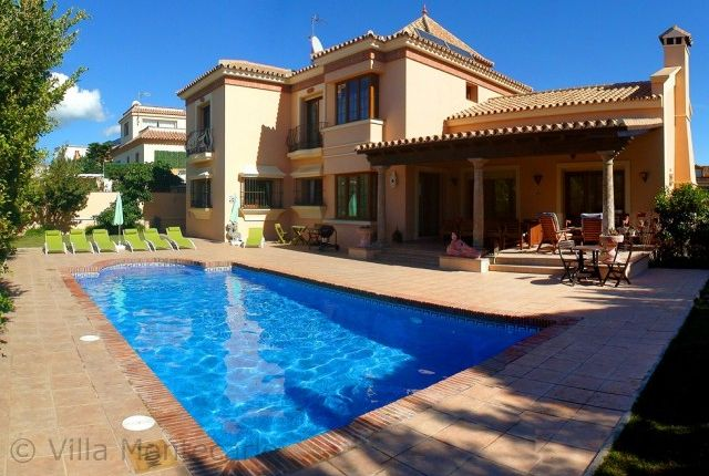 3 bed villa for sale in Spain, Málaga, Marbella, San Pedro Playa