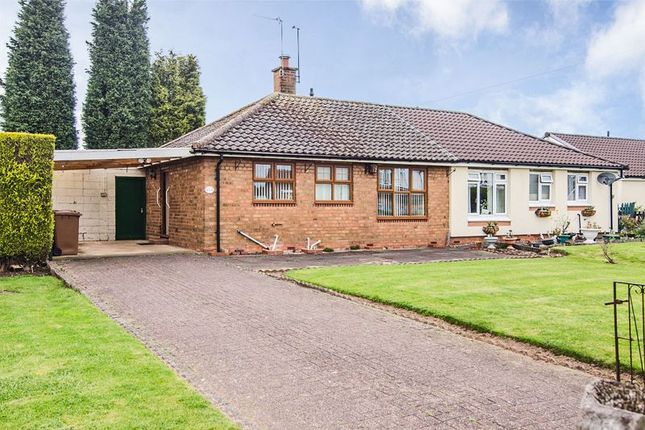 2 bed semi-detached bungalow for sale in Handsacre Crescent, Armitage, Rugeley WS15