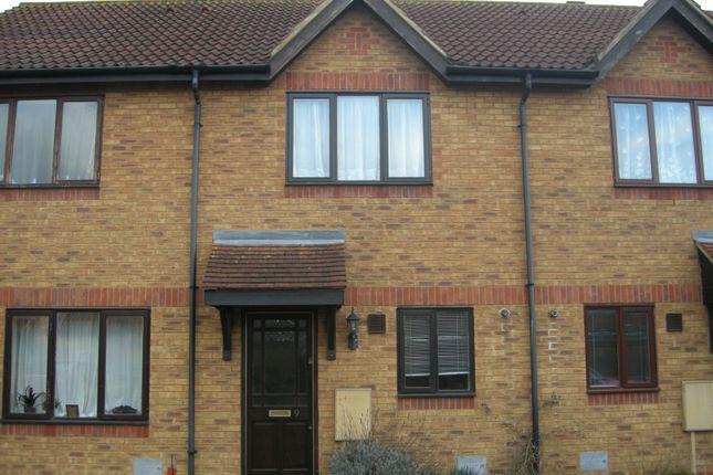 Thumbnail Terraced house to rent in Stavordale, Monkston, Milton Keynes