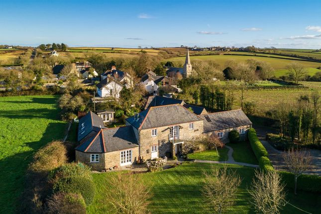 Thumbnail Detached house for sale in St. Ewe, St. Austell
