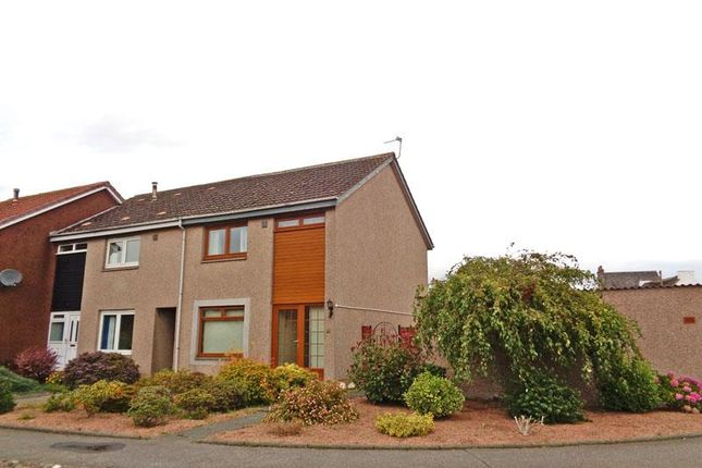 Thumbnail End terrace house for sale in St. Bunyans Place, Leuchars, St. Andrews