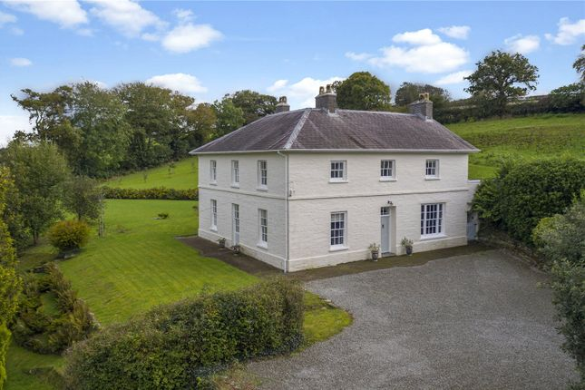 Thumbnail Detached house for sale in Manordeifi, Llechryd, Cardigan, Sir Ceredigion