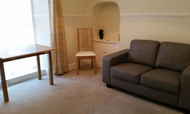 Thumbnail Flat to rent in North High Street, Musselburgh