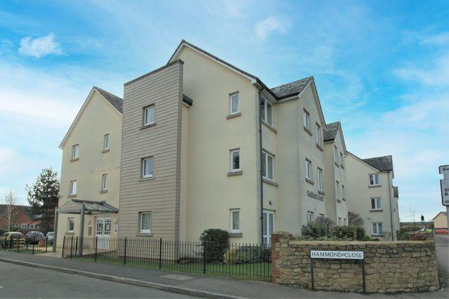 Thumbnail Flat for sale in Cobbett Court, Hammond Close, Highworth