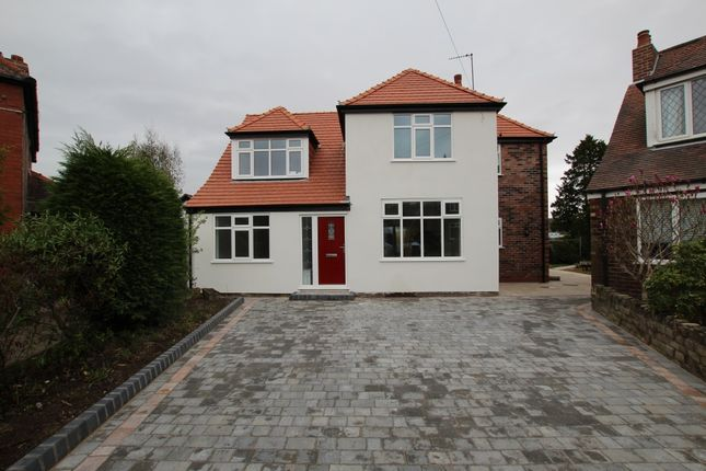 Thumbnail Detached house to rent in Teesdale Avenue, Davyhulme