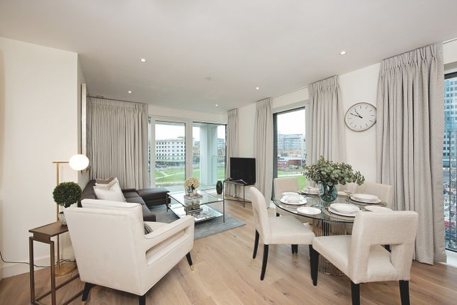 Thumbnail Flat for sale in Waterfront II, Royal Arsenal, Woolwich, London
