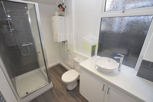 Shower Room of Westbury Road, Knighton Fields, Leicester LE2