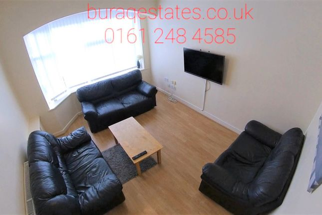 Thumbnail Terraced house to rent in Longford Place, Longsight, Manchester