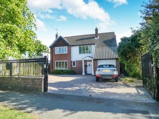 Detached house for sale in Kirklake Road, Formby, Liverpool