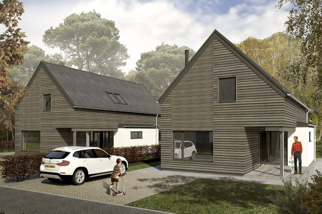 Thumbnail Detached house for sale in The Green, Railway Terrace, Aviemore