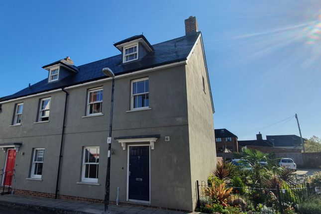 4 bed terraced house to rent in Pye Lane, Wimborne, Dorset BH21