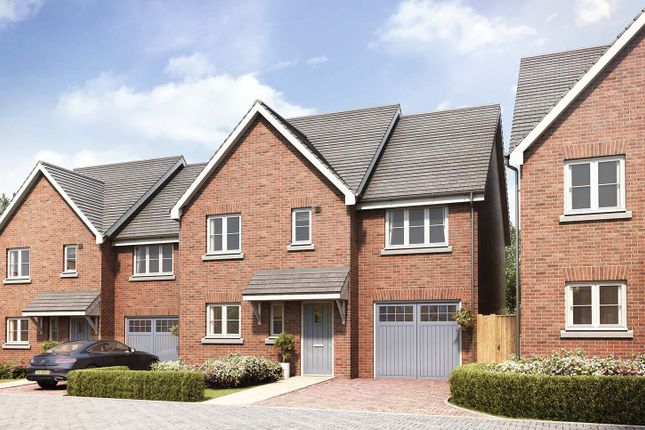 "Thumbnail Detached house for sale in ""The Devon"" at Gipsy Hill Lane, Exeter"