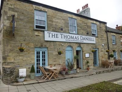 Pub/bar for sale in Thomas Daniell, Infirmary Hill, Truro, Cornwall