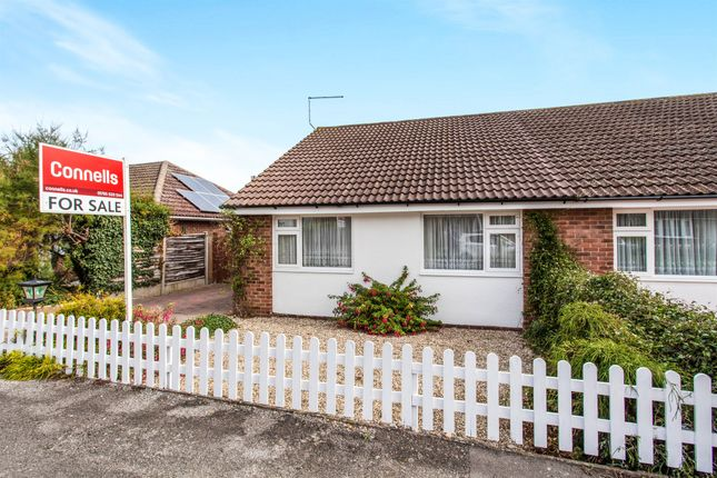 Thumbnail Semi-detached bungalow for sale in Richmond Road, Whitstable