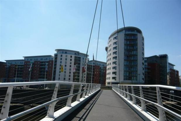 Thumbnail Flat to rent in Crozier House, Leeds, Dock, City Centre