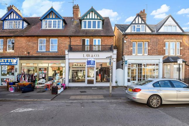 Thumbnail Flat for sale in South Parade, Central Summertown
