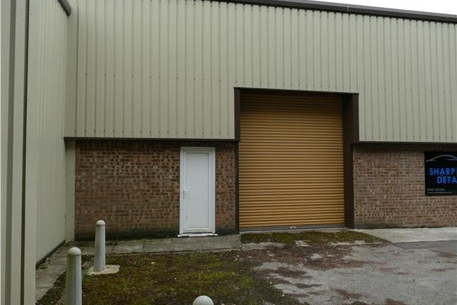 Thumbnail Industrial to let in Unit 10A The Grange Industrial Estate, Rawcliffe Road, Goole, East Riding Of Yorkshire
