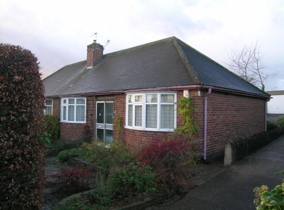 Thumbnail Bungalow to rent in Rock Street, Bulwell, Nottingham
