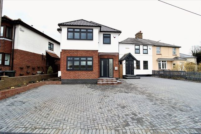 Thumbnail Detached house for sale in Capel Place, Wilmington, Dartford