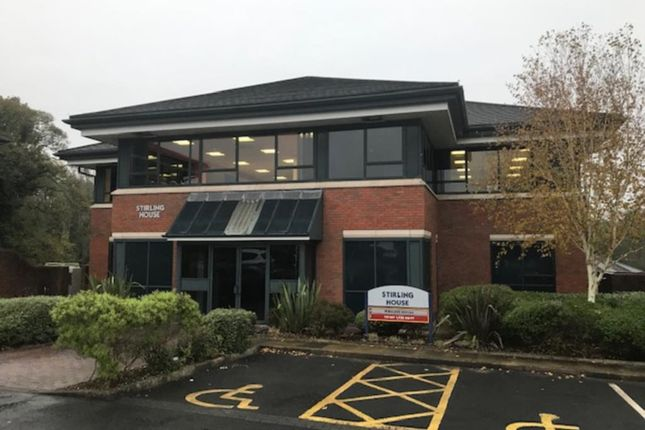 Thumbnail Office to let in Stirling House, Ackhurst Business Park, Chorley