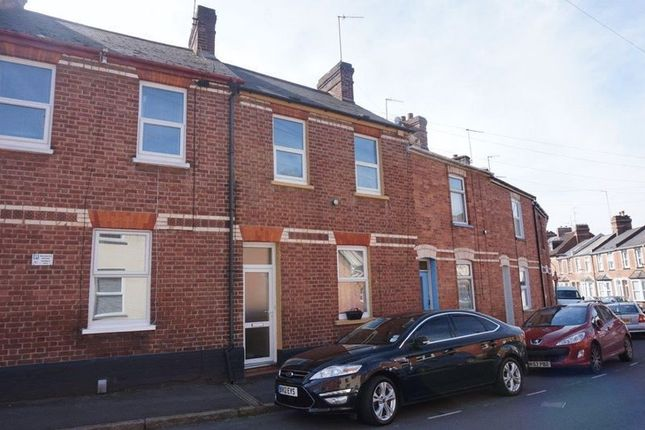 Thumbnail Terraced house to rent in Roberts Road, St. Leonards, Exeter