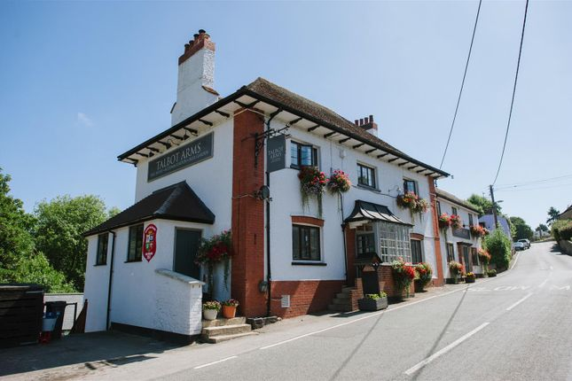 Thumbnail Pub/bar for sale in Hill Mead, Hill Road, Lyme Regis
