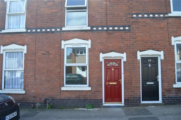 Thumbnail Terraced house to rent in Cannon Street, Walsall