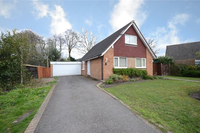 Thumbnail Bungalow for sale in Victoria Drive, Blackwater, Surrey