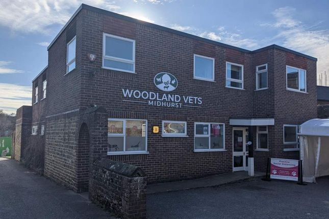 Thumbnail Office for sale in Woodland Veterinary Centre, Midhurst
