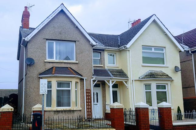 Thumbnail Semi-detached house for sale in Pisgah Street, Kenfig Hill