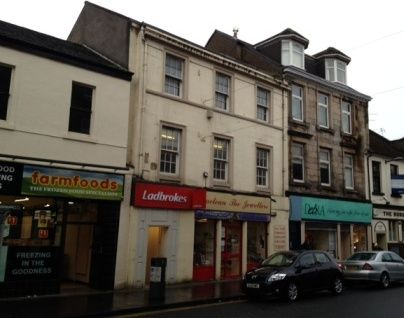 Thumbnail Retail premises to let in 107 High Street, Dumbarton