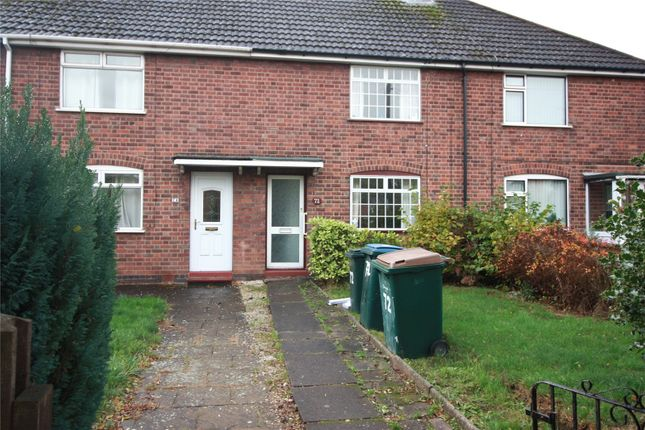 Thumbnail Terraced house to rent in Strathmore Ave, Stoke, Coventry