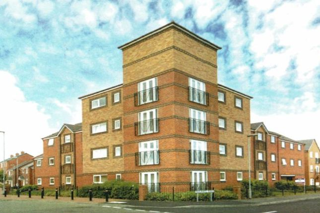 Thumbnail Flat for sale in Redlands Road, Hadley, Telford