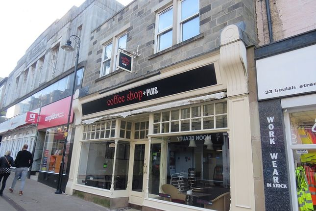 Thumbnail Restaurant/cafe for sale in Beulah Street, Harrogate