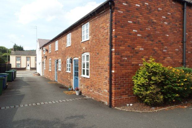 Thumbnail Flat to rent in Main Road, Rugeley